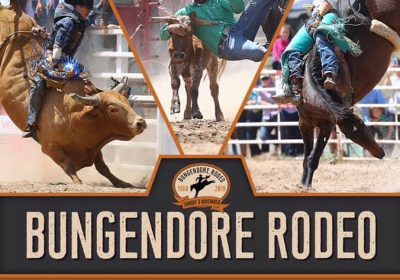 Bungendore Rodeo - Sunday 3rd November from 9am