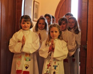 First Communion Masses